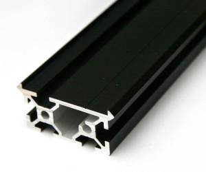Hardcoad Black Anodized MakerSlide