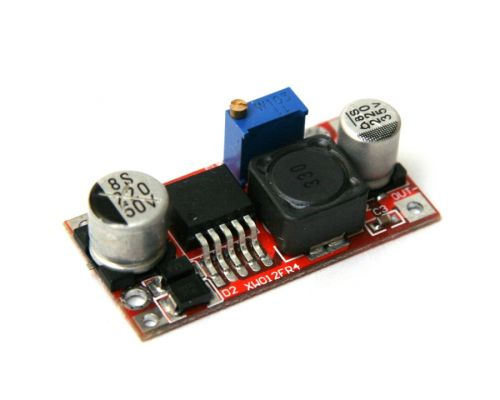 DC-DC converter, 4.5-35 V to 1.25-30 V adjustable, 1.5-2 A