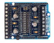 GAUPS Arduino-compatible Stepper Shield kit for 40V supply