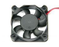 Fan, 12V DC brushless, 50mm