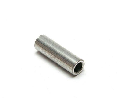 Spacer, aluminium, 25.4mm (1 inch), 5.1mm bore