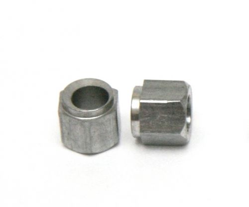 Eccentric spacer, 6.35mm, standard