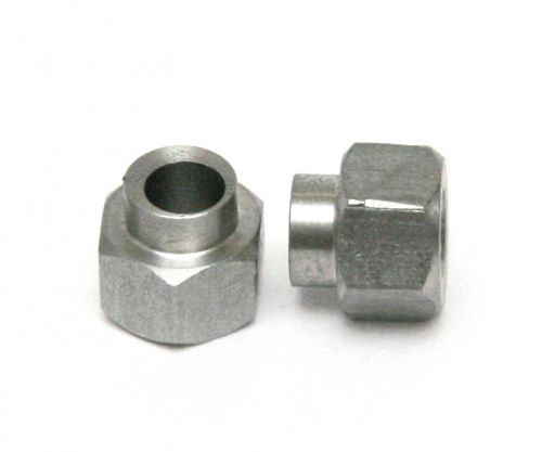 Eccentric spacer, 6.35mm, for plastic/aluminium carriages