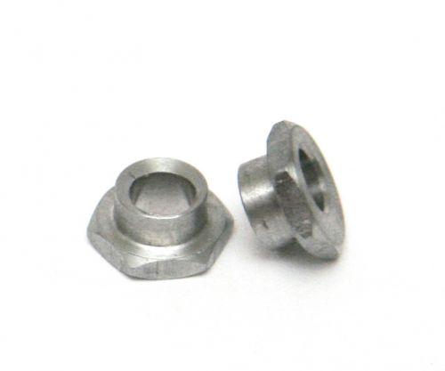 Eccentric spacer, 2mm (low profile), for plastic/aluminium carriages