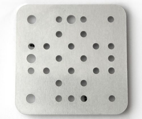 MakerSlide carriage plate, small