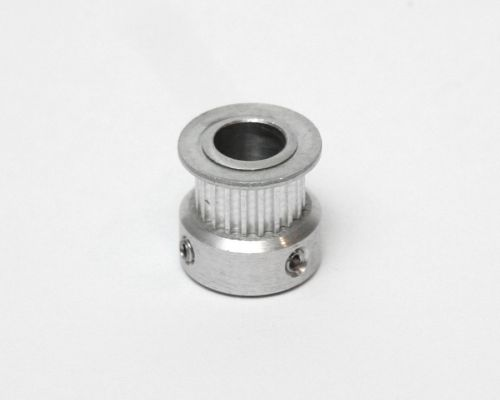 Belt pulley, 20 tooth, 8mm bore, for GT2 belt