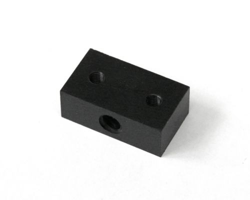Lead nut, Tr8x2, rectangular