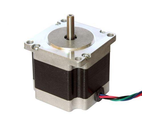 Stepper motor, NEMA23, 0.9° per step, 1.7 A, 9000 g·cm