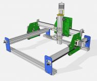 eShapeoko mechanical kit, configurable size