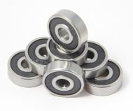 Ball bearings for MakerSlide V-wheels and belt idlers, set of 8
