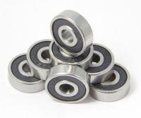 Ball bearings for MakerSlide V-wheels and belt idlers, set of 8