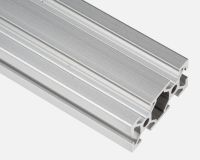 20mm×40mm T-slot aluminium extrusion, 670mm