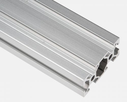20mm×40mm T-slot aluminium extrusion, 435mm