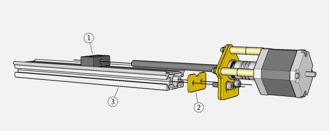 EShapeOko assembly step 14 Z rail.png